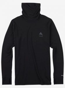 Burton Midweight Long Neck 2017 Black