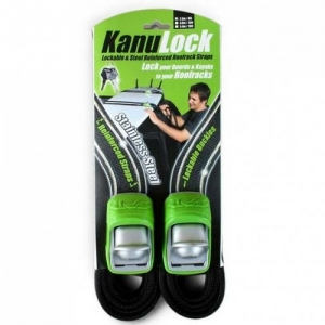 KanuLock spanbanden met slot