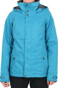 burton jet set pacific jacket