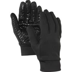 burton-powerstretch-liner-gloves-true-black-detail-1