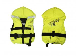 oneill youth vest