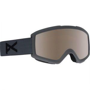 Anon Helix 2.0 goggle/ski bril Stealth/Sonar Silver/Amber