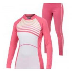Craft multi duo pakket broek/shirt  Dames Pink White