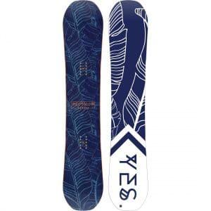 Yes Emoticon Dames Snowboard