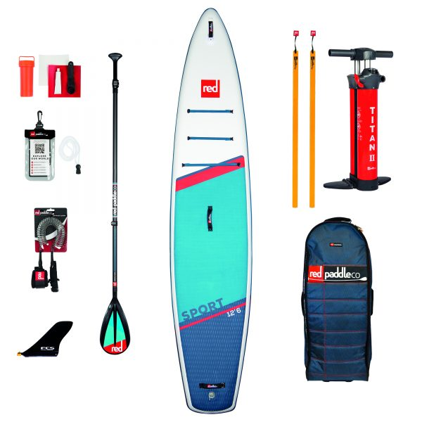 Red Paddle Sport 12'6