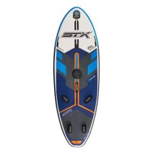 STX inflatable windsurfboard