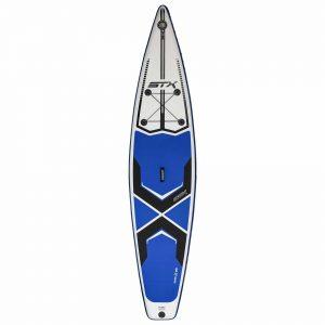 STX SUP Race 12'6″ x 32″ x 6″ 350 liter Blue/White/Black