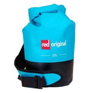 Red Paddle Roll DryBag 10 liter Blauw