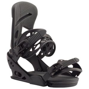 Burton Mission Mens Disk Bindings 2020 Black