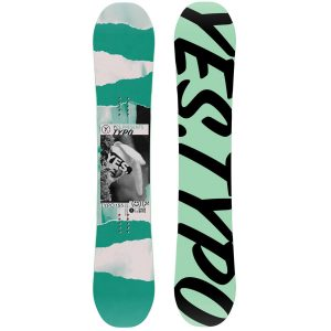 Yes Typo Snowboard Men 2020
