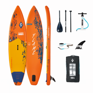 Aquatone Flame 11'6″ SUP 2020 Compleet Pakket
