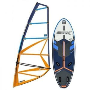STX Inflatable Windsurf Board Complete set