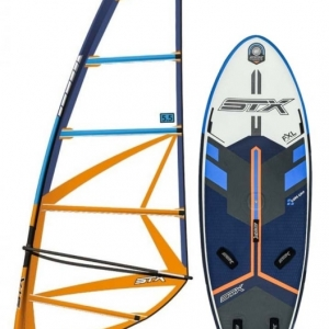 STX Inflatable Windsurf Board Complete set