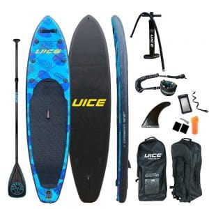 UICE Freeride/Tourer SUP 10'6″ 2021 Blue