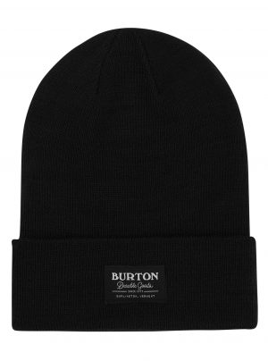Burton Kactusbunch Tall Beanie True Black