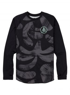 BURTON ROADIE BASE LAYER TECH T-SHIRT - TY WILLIAMS CAMO