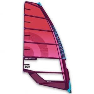 Neilpryde V8 red/pink