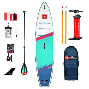 Red Paddle Co Sport 11″0 2021 Set